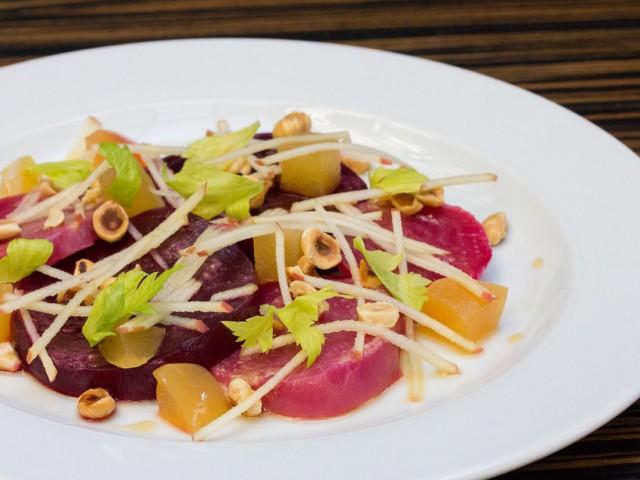 Jump Restaurant Salad