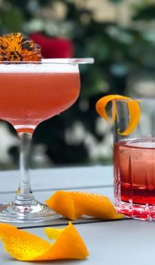 Jump Negroni Week Cocktail
