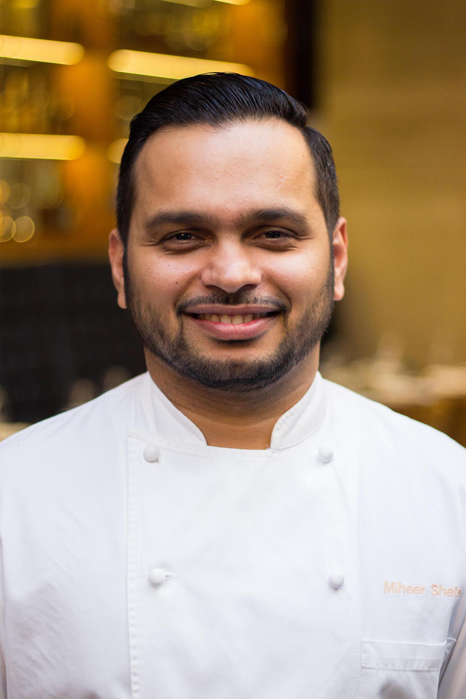 Chef Miheer Shete