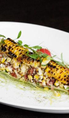 Jump Corn Quinoa Salad