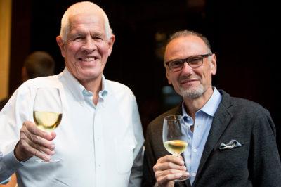 Peter Oliver & Michael Bonacini — Jump's 25th Anniversary Party