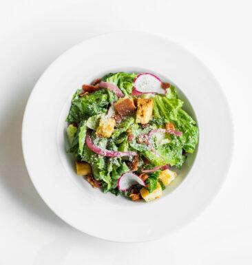 Jump Caesar Salad
