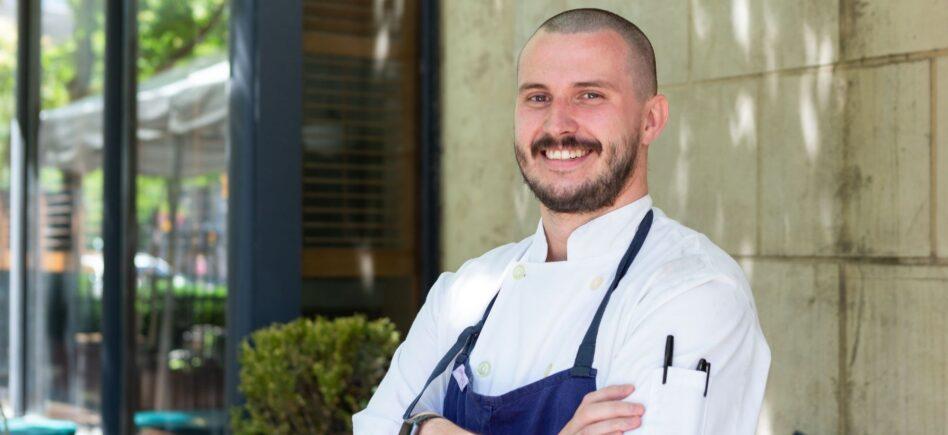 Headshot of Chef James MacAdam