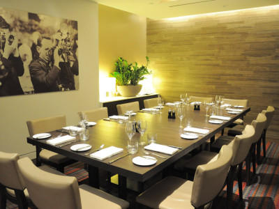 Private Dining Room at Luma Restaurant
