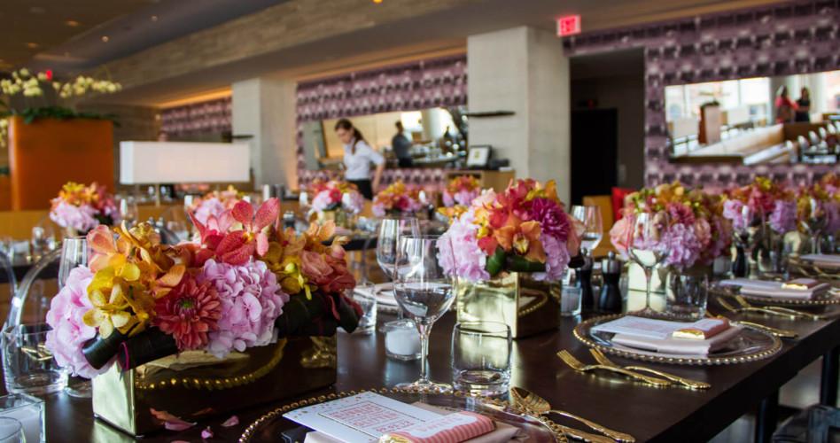 Private Dining Rooms in Luma Restaurant