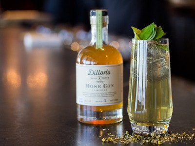 Dillon's Cocktail Competition at Luma on Jan 28