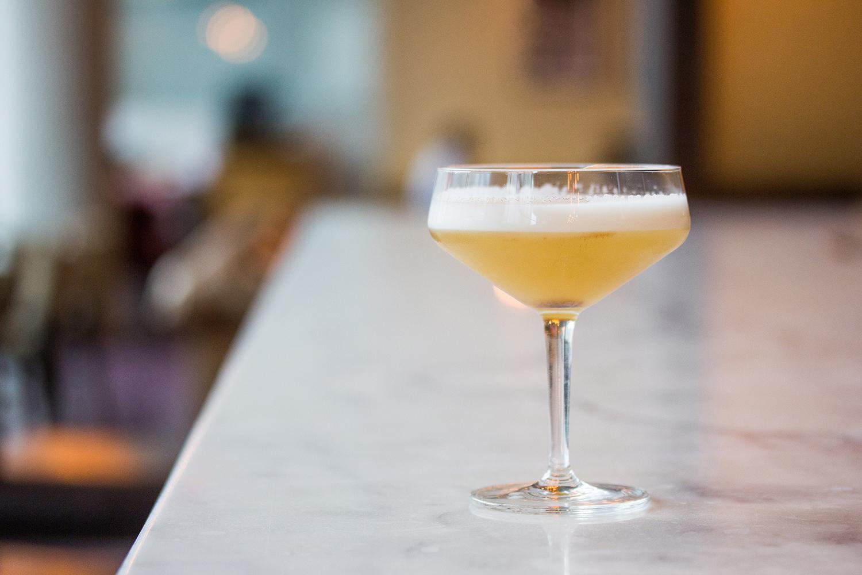 Whisky Sour at Luma