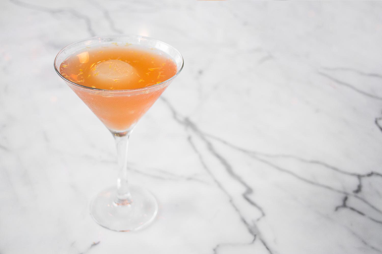 Vodka Cocktail at Luma