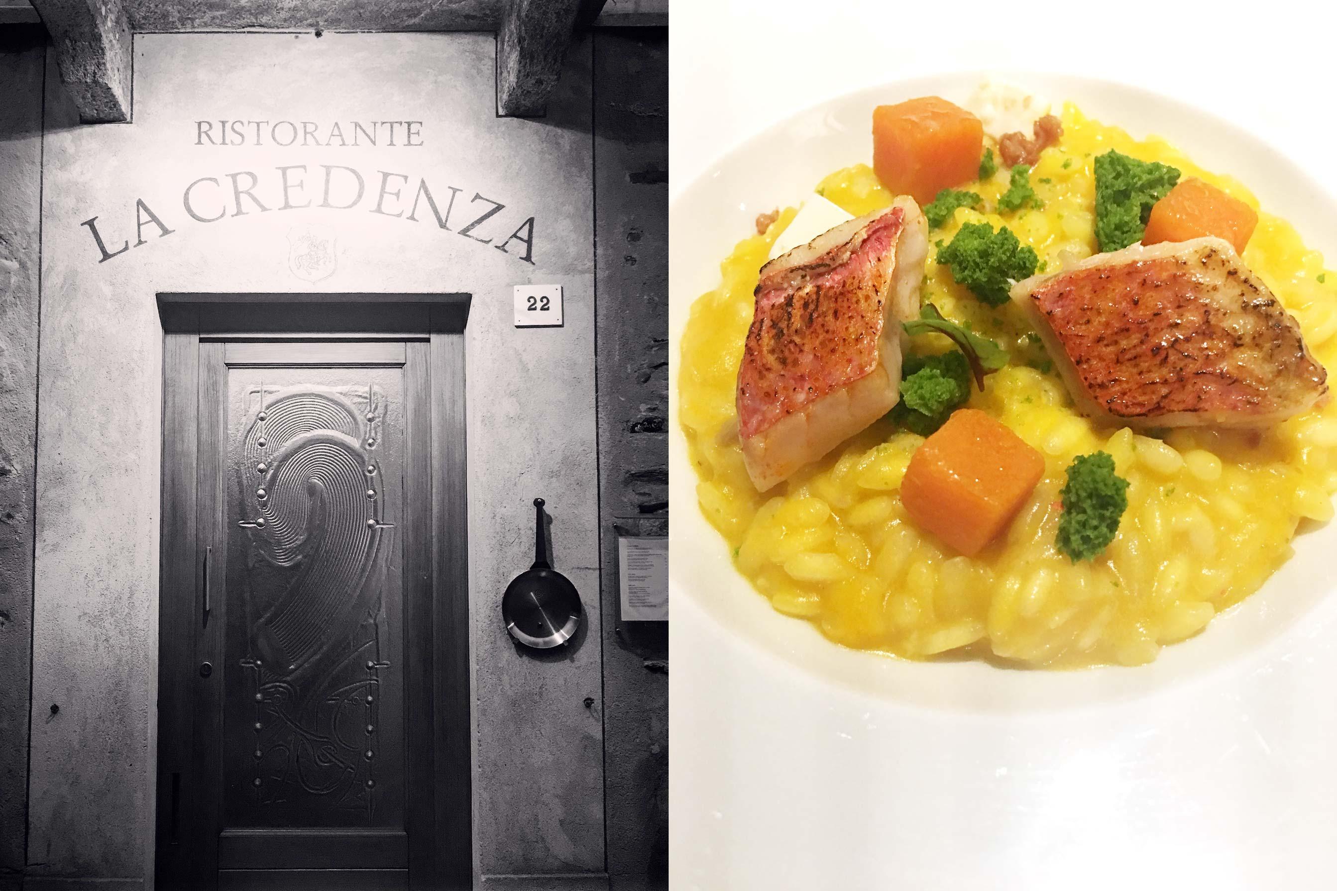 La Credenza in Turin Italy