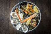 Luma Seafood Platter on New Menu in Downtown Toronto King West