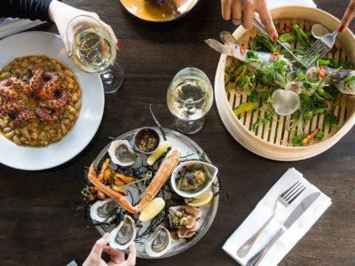 Luma Seafood Menu in Downtown Toronto King West