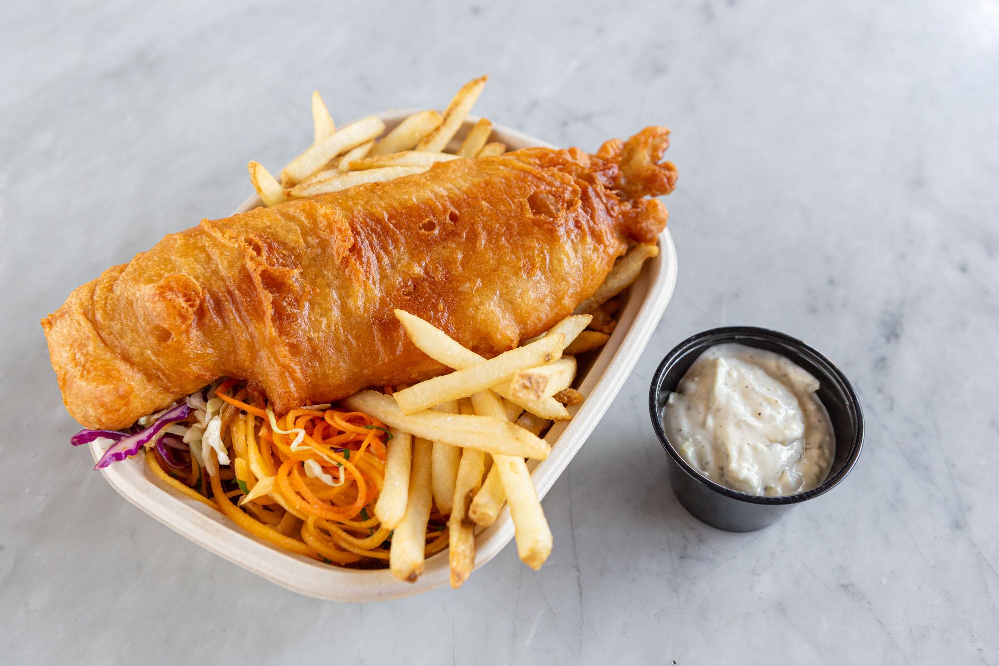 Luma's Fish and Chips