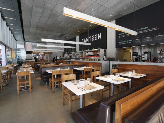 canteen restaurant fresh fun friendly dining