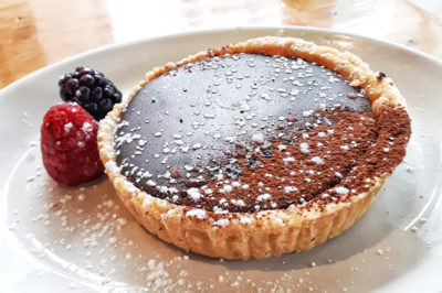 Canteen Chocolate Tarte