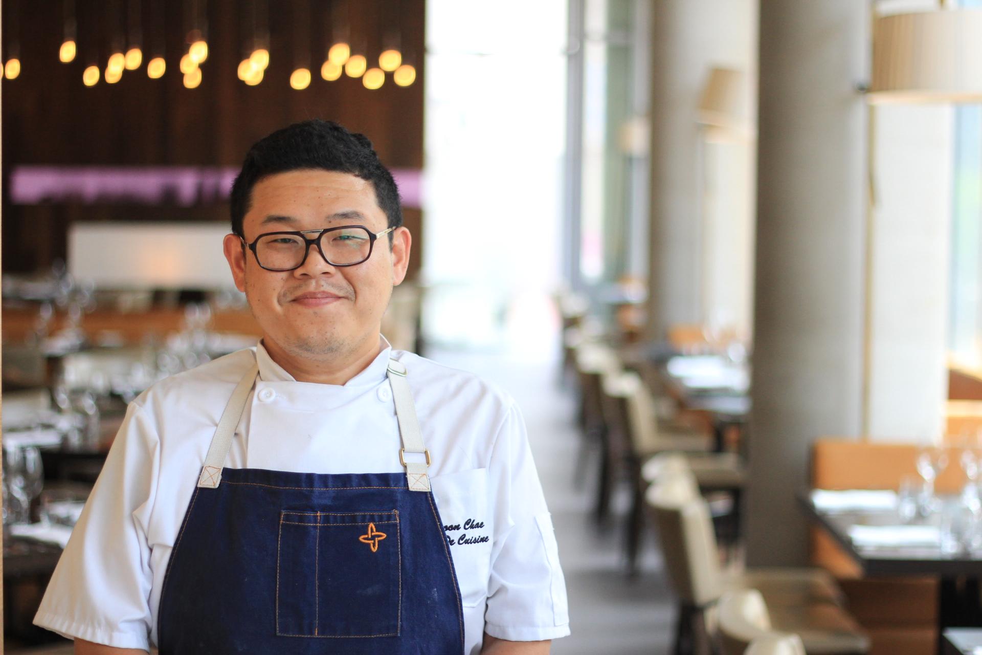 Chef Dawoon Chae