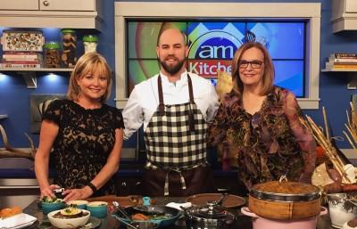 CTV Canada AM- Chef John Horne - Taste Acadia