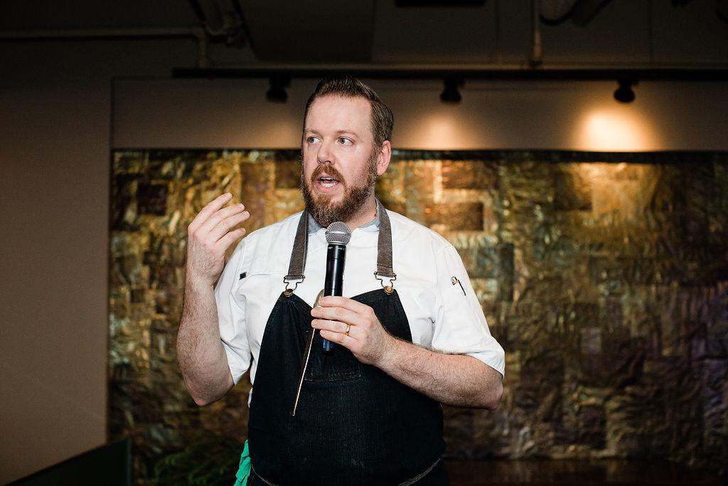 Chef Andrew Piccinin