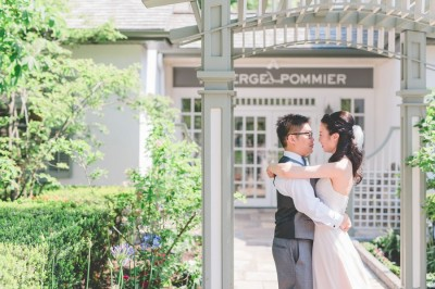 Auberge du Pommier - Jenny & Alex Wedding