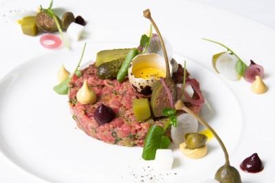 Auberge du Pommier - Steak Tartare