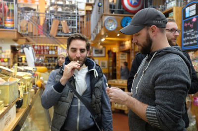 Auberge du Pommier at Cheese Boutique