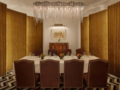 Artichoke Semi-Private Dining Room at Leña