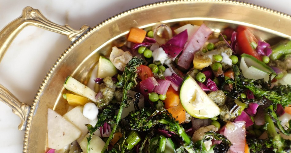 12 Vegetable Escabeche