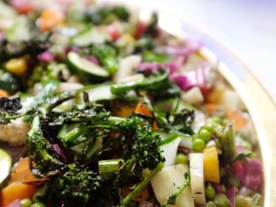 12 Vegetable Escabeche