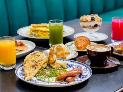 Breakfast at Leña