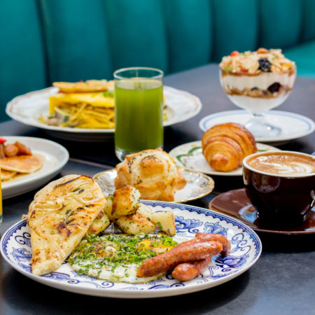 The best weekday breakfast at Leña downtown Toronto