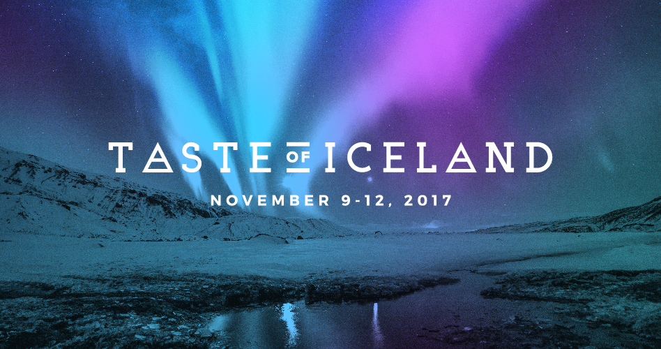 Taste of Iceland at Lena