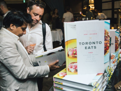 Lena Toronto Eats Cookbook Launch Party