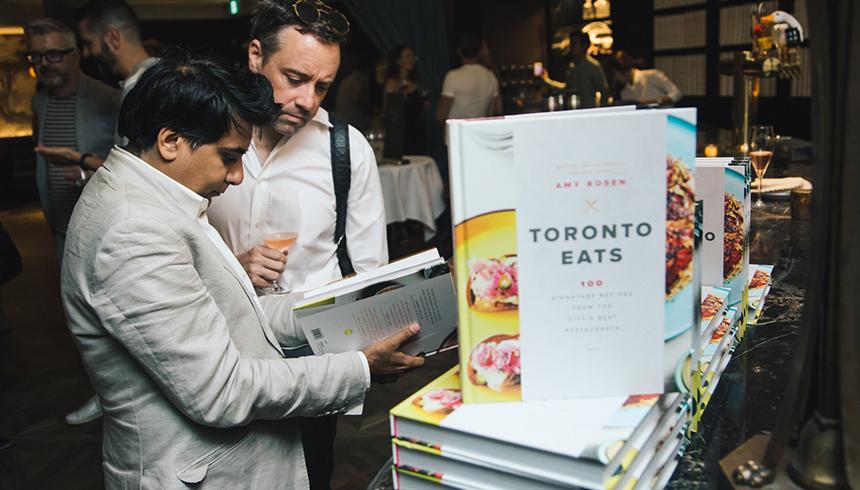 Lena Toronto Eats Cookbook Launch Party