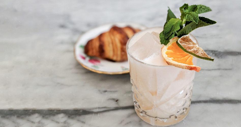 Lala-Colada Cocktail in Lena Restaurante Bar Lala