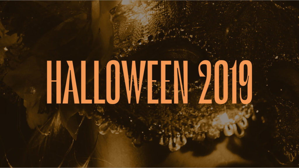 Halloween 2019 graphic