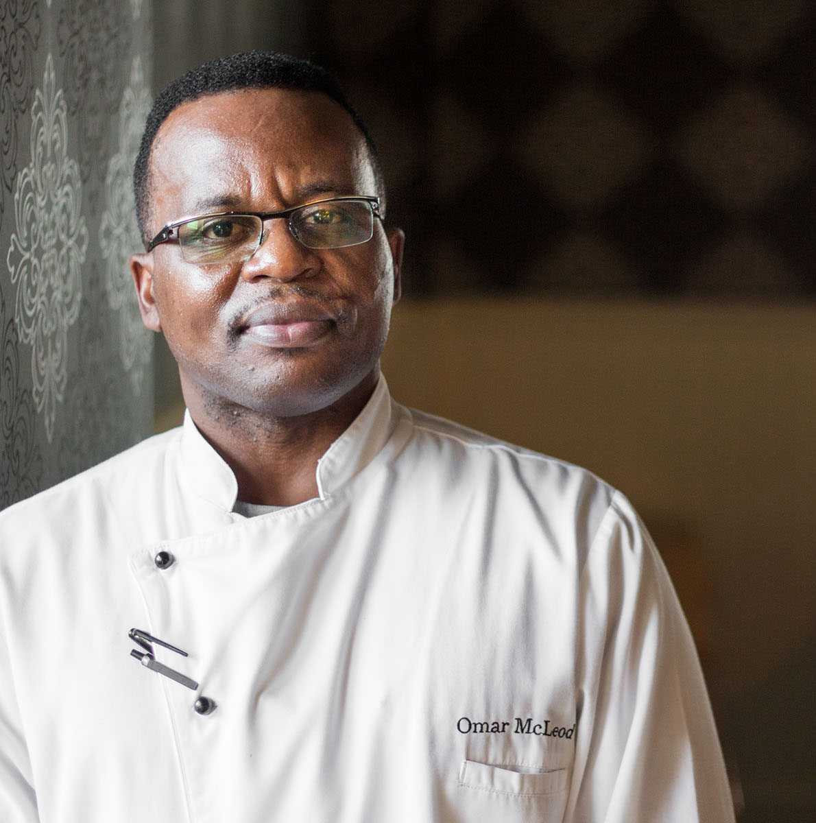 Chef Omar McLeod