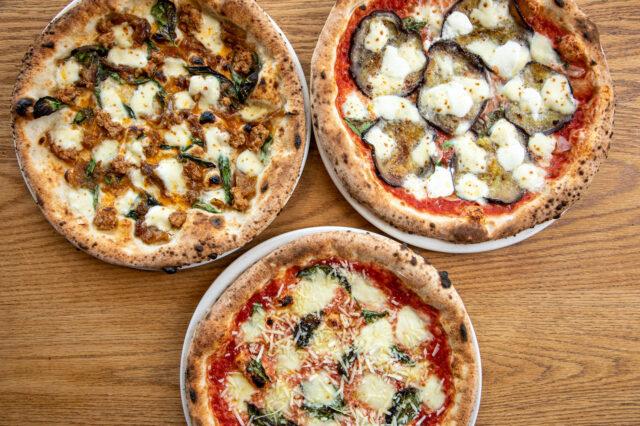 pizzeria libretto pizzas