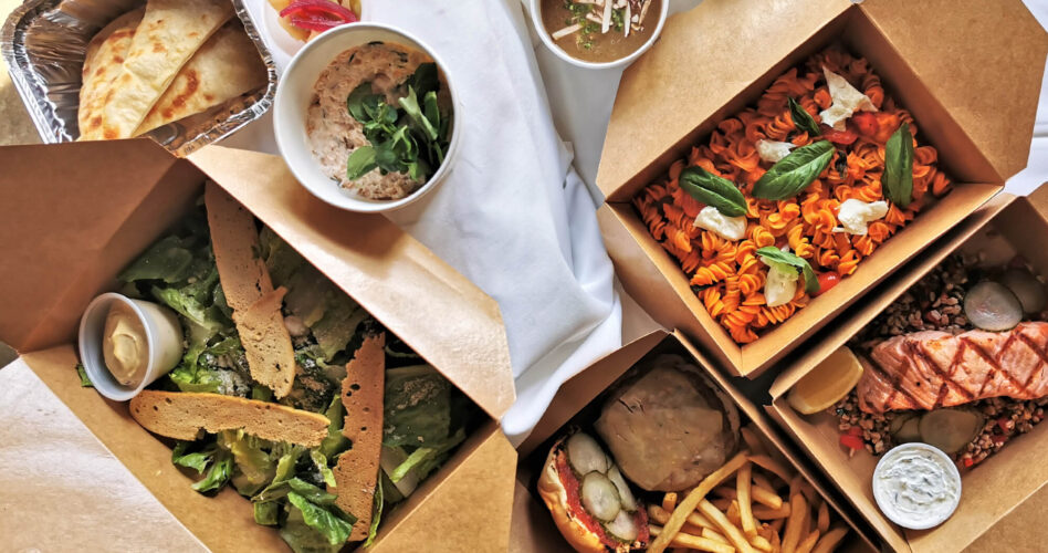 LocalLicious takeout offerings