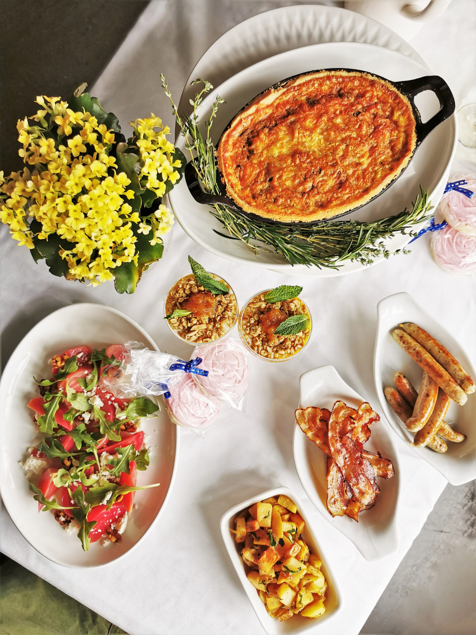 Mother Day 2021 full menu spread