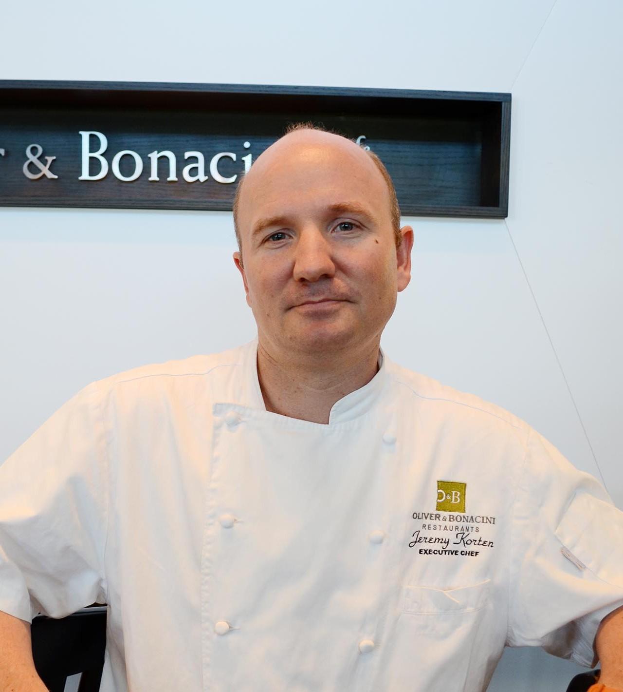 Chef Jeremy Korten