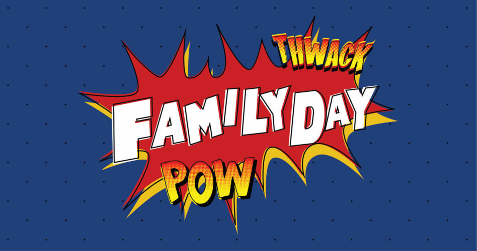 Family Day Superhero Event