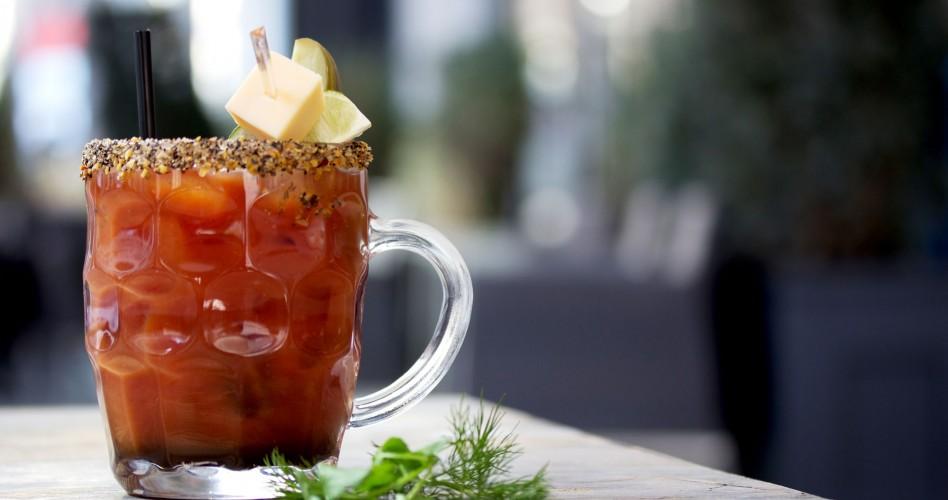 O&B Café Grill Caesar