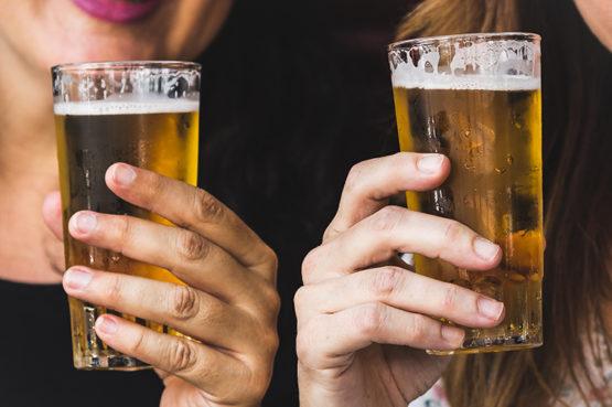 Social Hour pints of beer