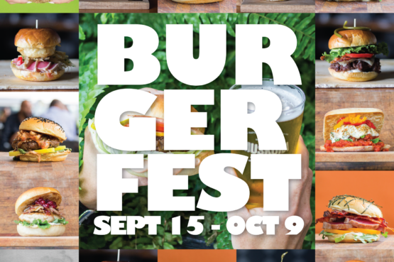 Burger Fest Graphic - Square
