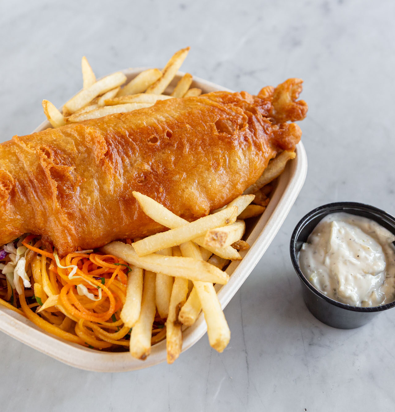 Luma's Fish & Chips