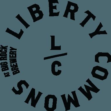 Liberty Commons at Big Rock Brewery Logo