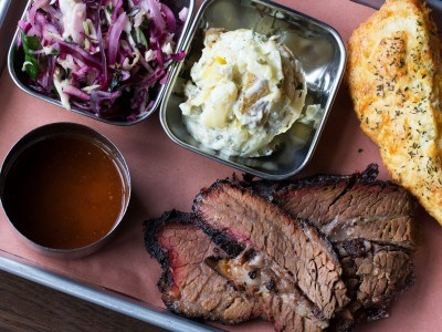Liberty Commons Rotisserie Beef Brisket Plate