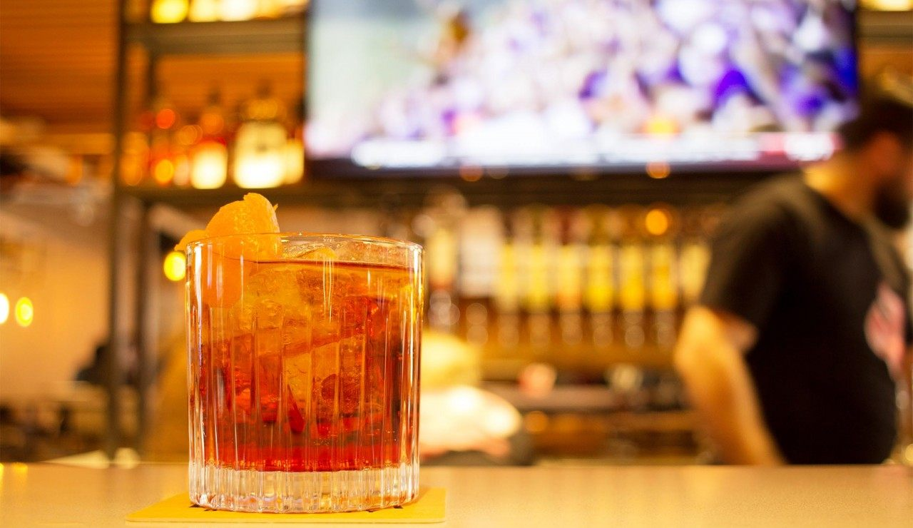 Old Fashioned - Liberty Commons