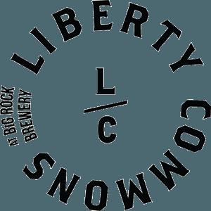 Liberty Commons Big Rock Brewery Logo