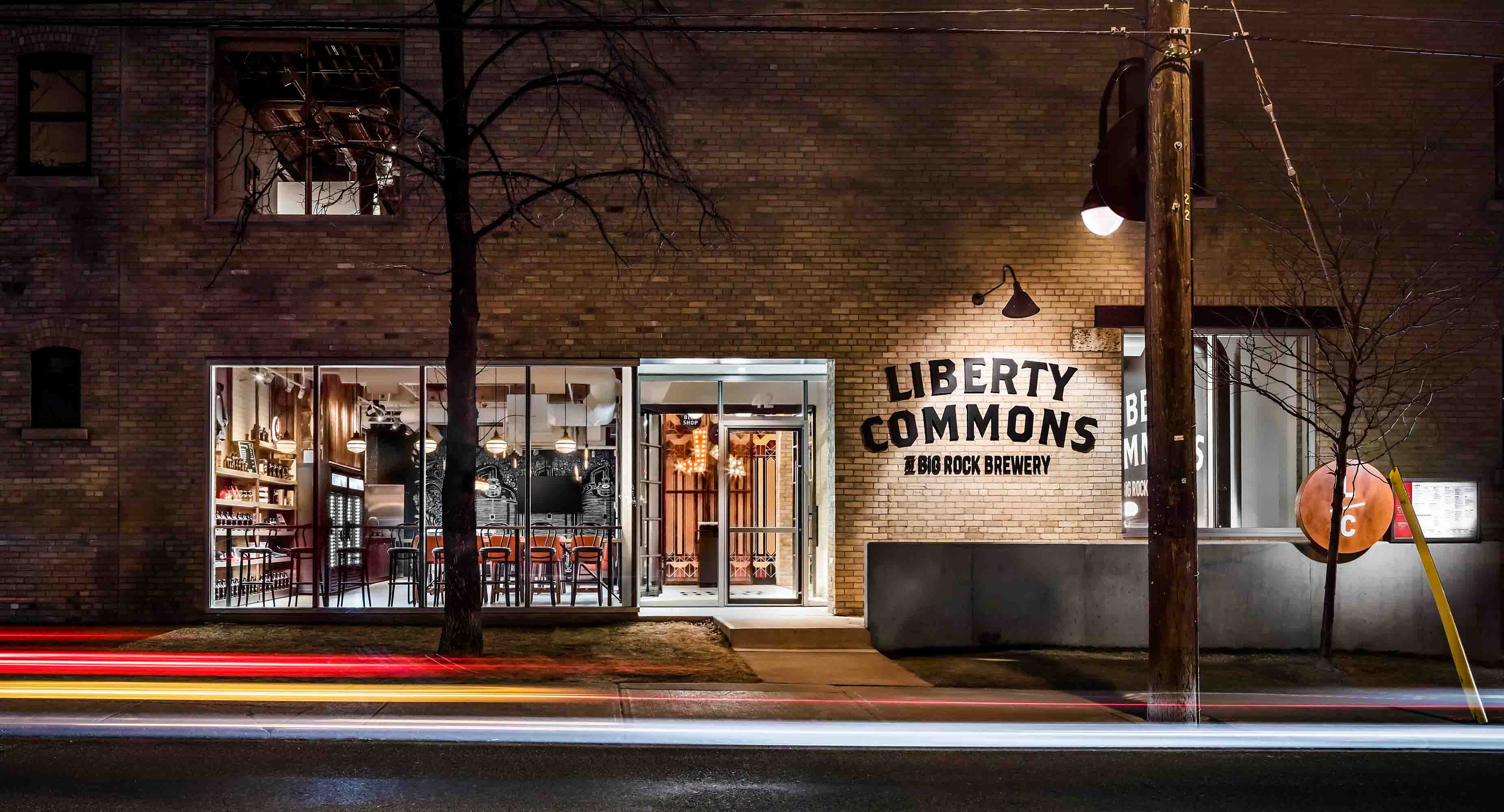 Liberty Commons Restaurant & Bar