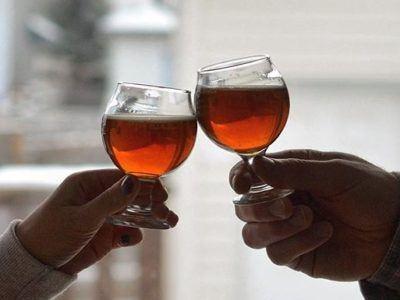 Big Rock Brewery Valentines Day